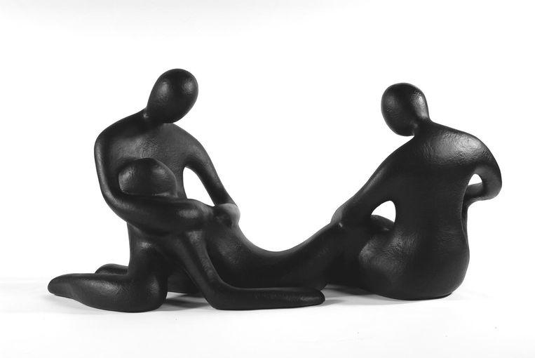Werk van Beeld Atelier van Lieshout