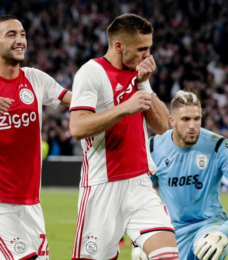 Bekijk hier alle hoogtepunten en interviews van Ajax - PAOK