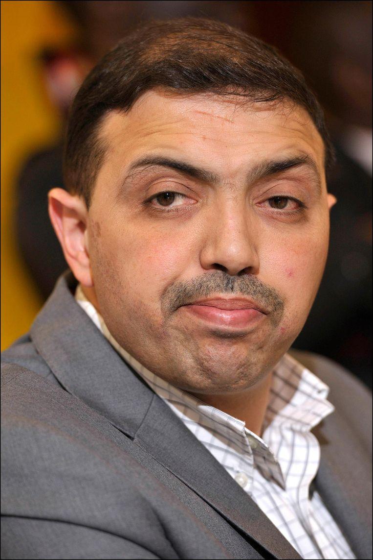 Ahmed El Khannouss.