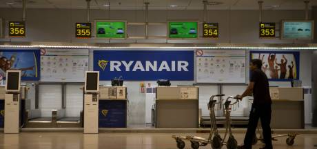 Ryanair-staking hindert nog weinig: 'Mogelijk ander cabinepersoneel ingeschakeld'