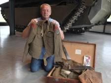 Laatste wens van Schotse veteraan vervuld: oorlogsplunje naar Bevrijdingsmuseum gebracht