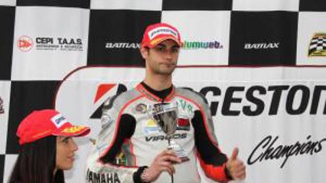 Italiaanse motorcoureur Cassani komt om bij openingsrace Coppa Italia