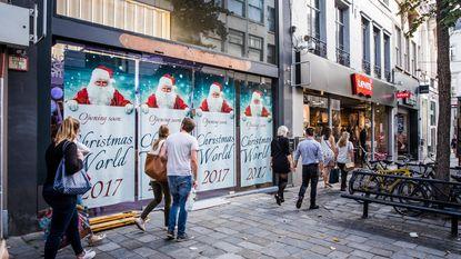 Vanaf vrijdag kerstsfeer in Veldstraat