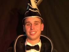 Jelco Broks is de 54e prins der Krulstarte
