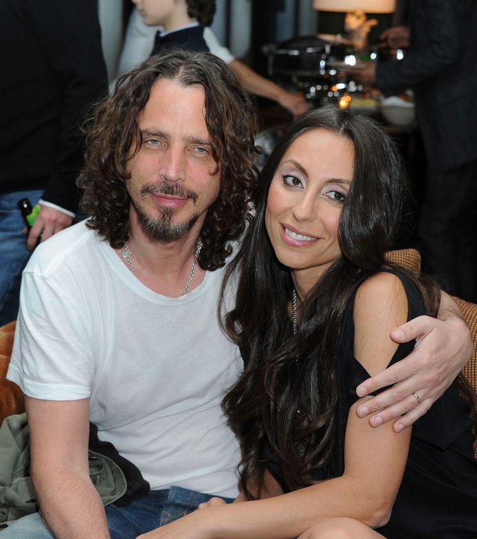 Chris en Vicky Cornell