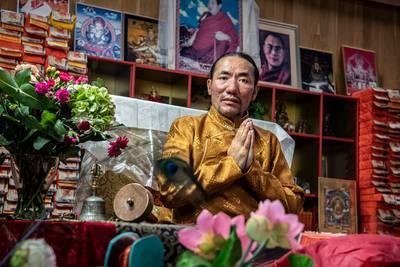 Lama Jigmé Namgyal: 'De dood is als het wisselen van kleren wanneer die oud en versleten zijn'
