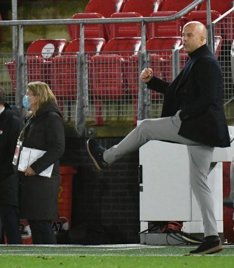 Slot is op zijn hoede voor het RKC van Fred Grim: 'Hij is een goede coach'