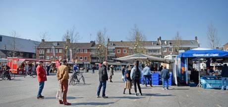 Zo gaat het op de markt in Twente: 'Dit is veiliger dan de supermarkt'