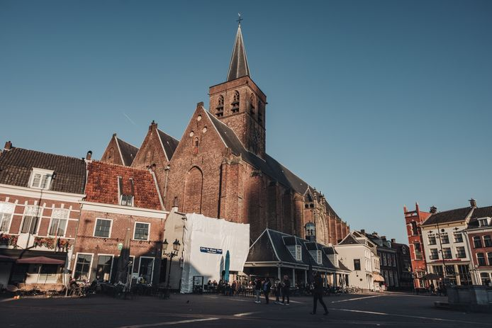 De exploitatie van de Sint Joriskerk raakt volgens het kerkbestuur zwaar onder druk.
