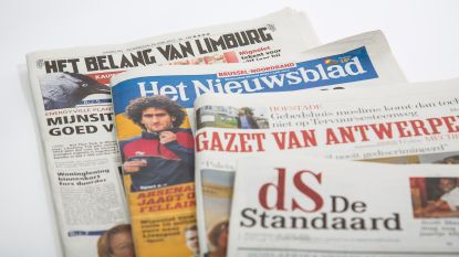Mediahuis wil mogelijk 82 jobs schrappen