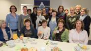 Solidariteit voor het Gezin bedankt vrijwilligers met smakelijk ontbijt