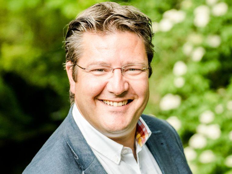 Bernard Minderhoud. Beeld