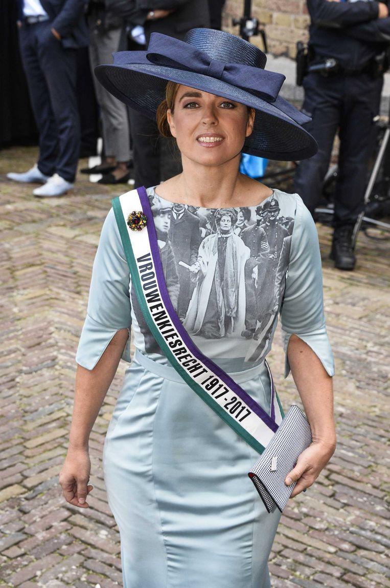 Prinsjesdag 2017 Beeld null