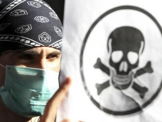 """""""Het regent nog altijd chemische wapens op burgers in Syrië"""""""