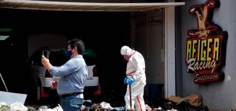 Zeven lichamen in verregaande staat van ontbinding aangetroffen in zeecontainer