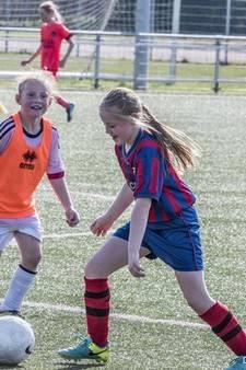 Wierden koploper in Twente wat betreft vrouwenvoetbal
