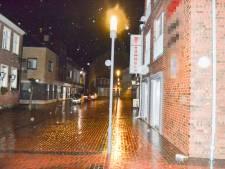 Bizar toeval: twee keer 'boem' op zelfde lantaarnpaal in Vreden