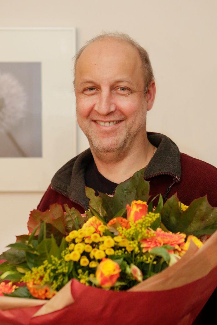 David Brinkmann werd onderscheiden als Lid in de Orde van Oranje-Nassau.
