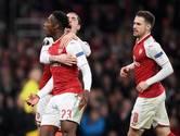 Arsenal ook in tweede duel te sterk voor Milan