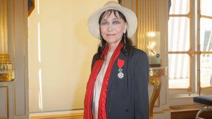 Deens-Franse actrice en model Anna Karina (79) overleden