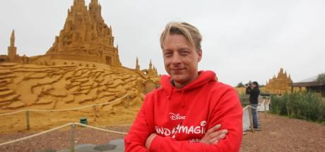 'Zand- en ijskoning' Alexander Deman (46), organisator van sculpturenfestivals, verliest strijd tegen leukemie