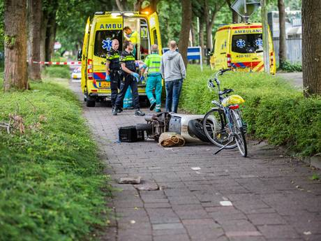 Ongelukken met losliggende tegels:  gemeenten bekijken of er sprake is van gebrekkig onderhoud