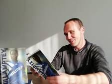 Joris Kaper is al blij met nominatie voor verkiezing 'Voetbalboek van het jaar'