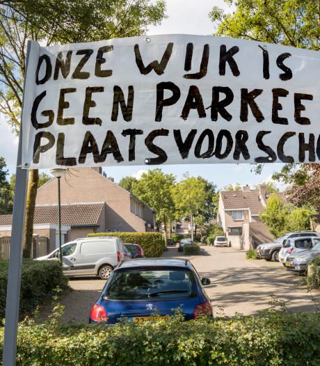 Buurt Elde College is blij met aanpak parkeeroverlast