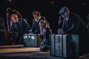 Tijdens de generale repetities deze week kwam alles eindelijk samen voor de acteurs.