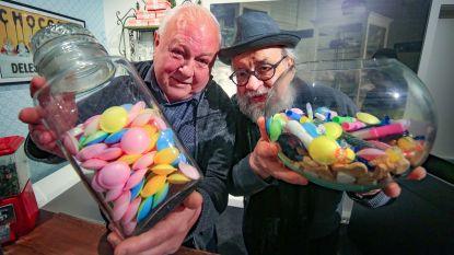 Expo 'Heuvelland om van te snoepen: 40 jaar Zoetemarkt' in kerk van Kemmel