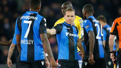 VIDEO: Club Brugge walst in tweede helft over Waasland-Beveren