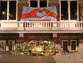Gedenkplek voor Delftse studenten Mathijs en Max, die omkwamen in de golven