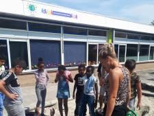 Kinderen spijkeren Nederlands bij op eerste zomerschool Nissewaard
