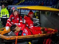 FC Twente vreest sleutelbeenbreuk  Slagveer, Verbeek woedend op Bertrams