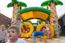 Een eerdere editie van de Kinderboulevard in Schijndel. Dit jaar gaat een streep door het evenement vanwege corona.