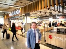 Minder aanbod in grotere winkelruimte Eindhoven Airport