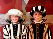 Prins Jippe I het 'baasje' van de Oeteldonkse jeugd