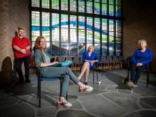 Licht op Herinnering wil nog steeds troost, inspiratie en hoop bieden in Apeldoorn, maar nu digitaal