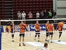 Orion bereikt finale van play-offs