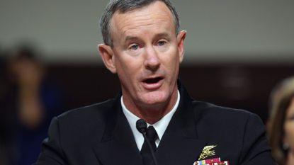 """Trump over admiraal op rust die bin Laden opspoorde: """"Had wel veel sneller gemogen"""""""