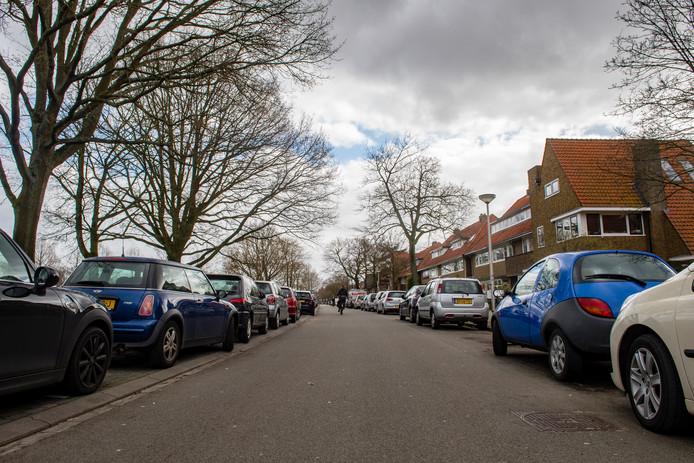 De Rubensstraat: binnenkort vergunningparkeren