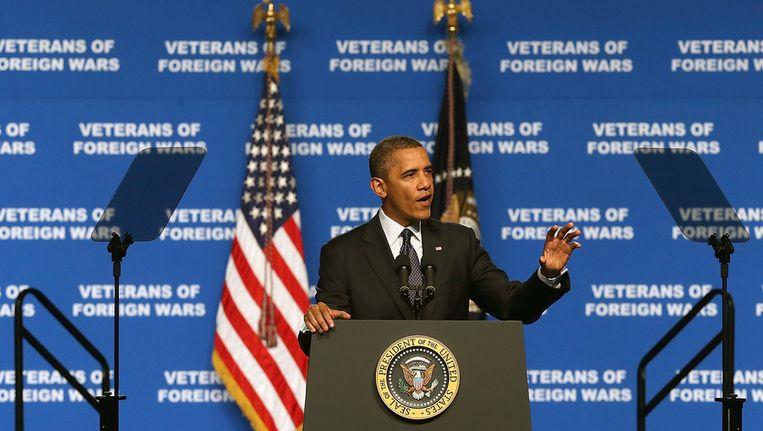 Obama. Beeld getty