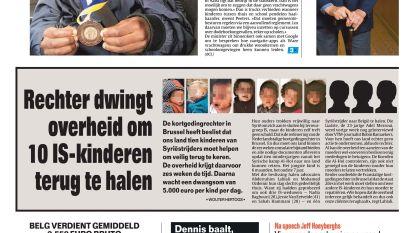 Rechter dwingt overheid om 10 IS-kinderen terug te halen
