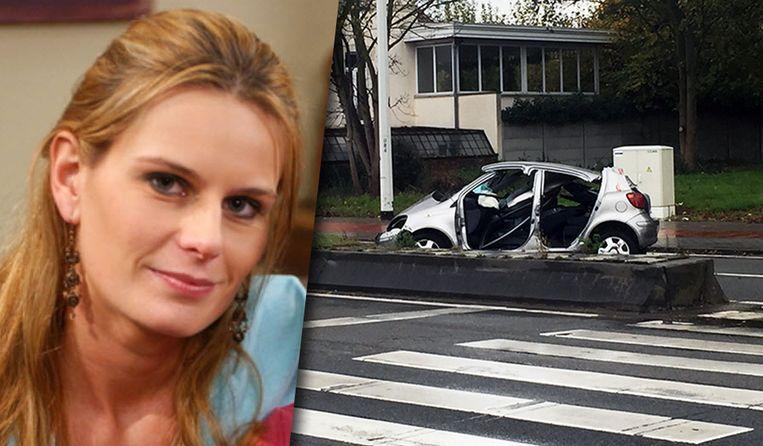Actrice Silvia Claes geraakte in november zwaargewond bij een verkeersongeval op de Haachtsesteenweg in Kampenhout. Er wordt momenteel bekeken hoe de steenweg veiliger gemaakt kan worden.