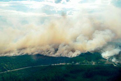 """""""Extreme toestanden"""" in Zweden: """"Grootste branden zijn niet meer te blussen"""""""