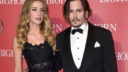 Amber Heard vindt opnieuw de liefde bij Argentijnse regisseur