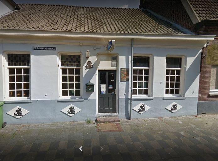 Cafe De Oude Sint Joris in Eindhoven.