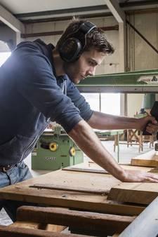 Joep uit Oldenzaal mag als eerste roc'er stage lopen in eigen bedrijf