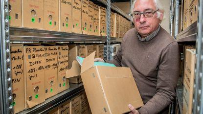 Familiekunde Vlaanderen, regio Roeselare-Leie komt thuis in Oekens gemeentehuis