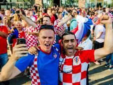 Trots en hoop bij Kroaten in Nederland: 'Dit zit heel diep'